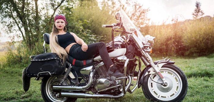 Motorrad tieferlegen: Diese Möglichkeiten gibt es